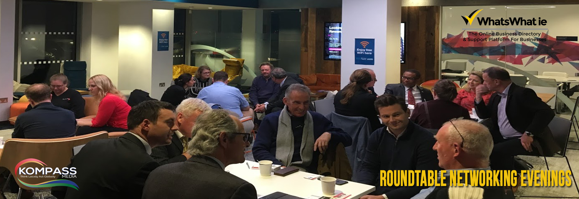 Roundtable Networking Evening