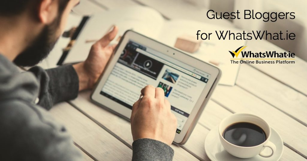 Guest Blog Post on WhatsWhat.ie
