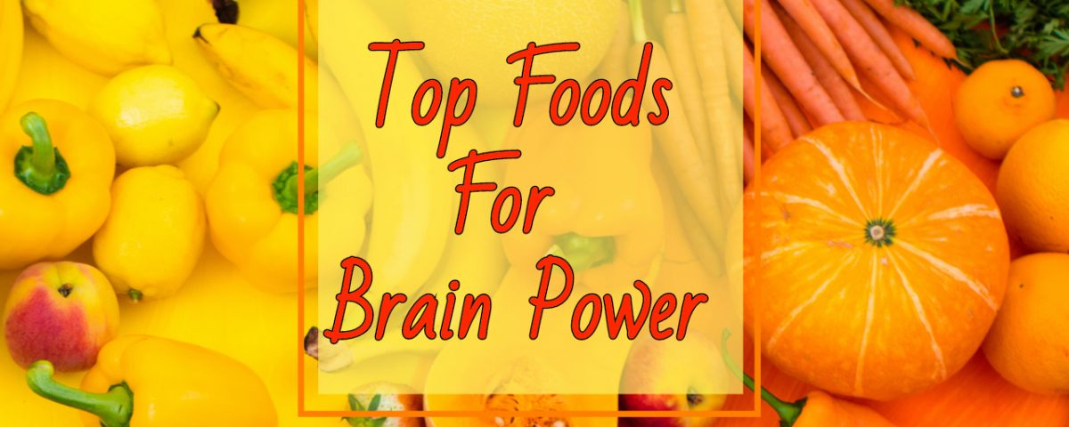 Food for Brain Power