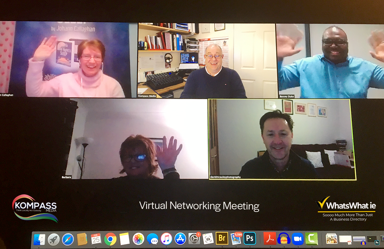 First Virtual Networking Meeting
