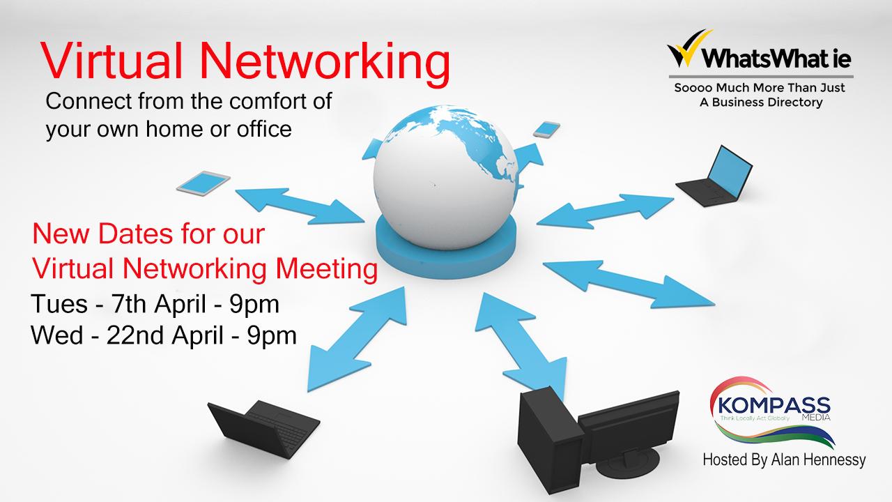 Virtual Networking Meetings