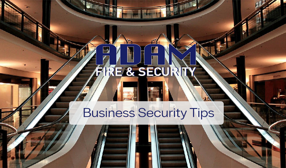 ADAM Security Business Security Tips