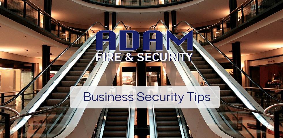 ADAM Security Business Security Tips