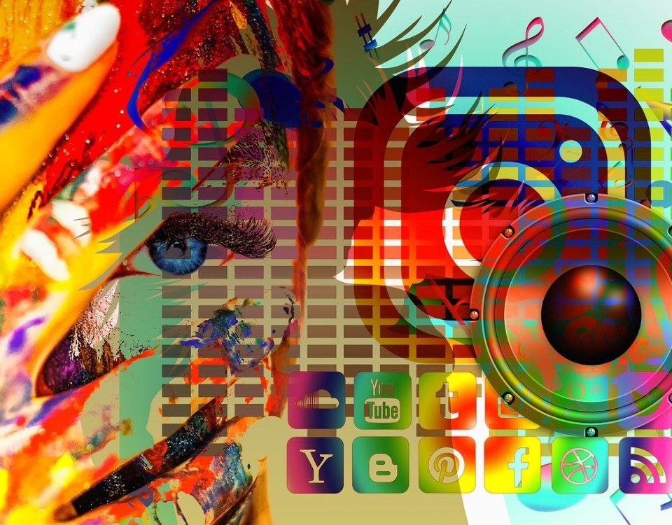 Social Media Presence #COVID19